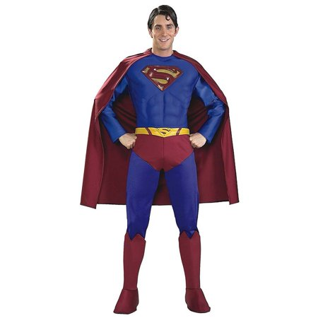 Adult Superman Collector Costume Rubies (Collector's Edition Superman Costumes)