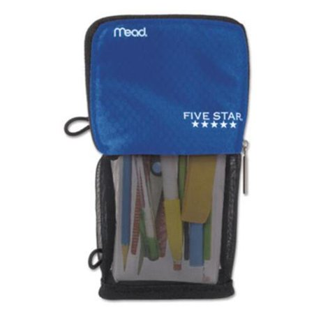 Cobalt Pouch (Mead Products 73990 4.5 x 8 in. Stand-N Store Pencil Pouch, Cobalt)
