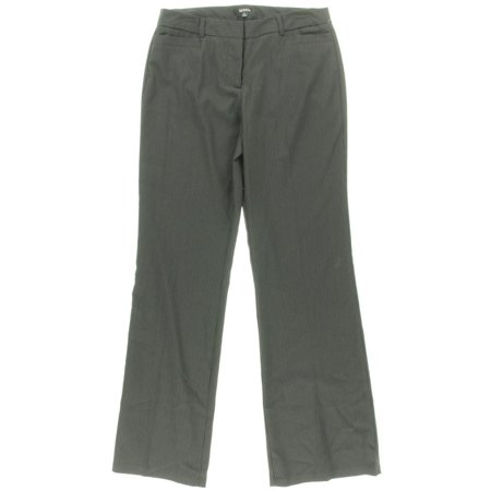 Xoxo Xoxo Womens Juniors Pinstripe Stretch Dress Pants Walmart