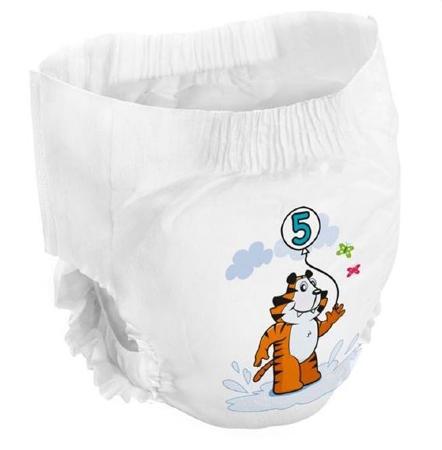 Abena Bambo Nature Youth Training Pants Pull On, Size 5, ...