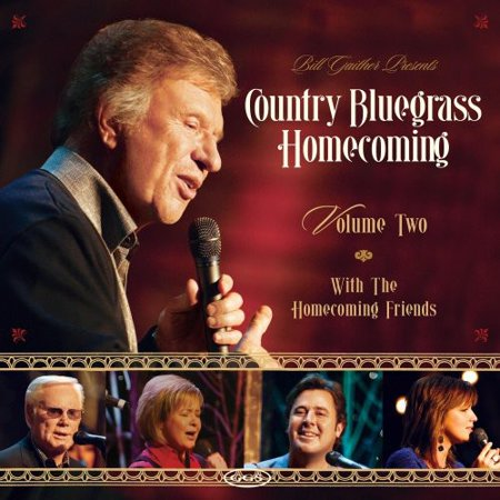 Country Bluegrass Homecoming: Volume 2 (DVD)
