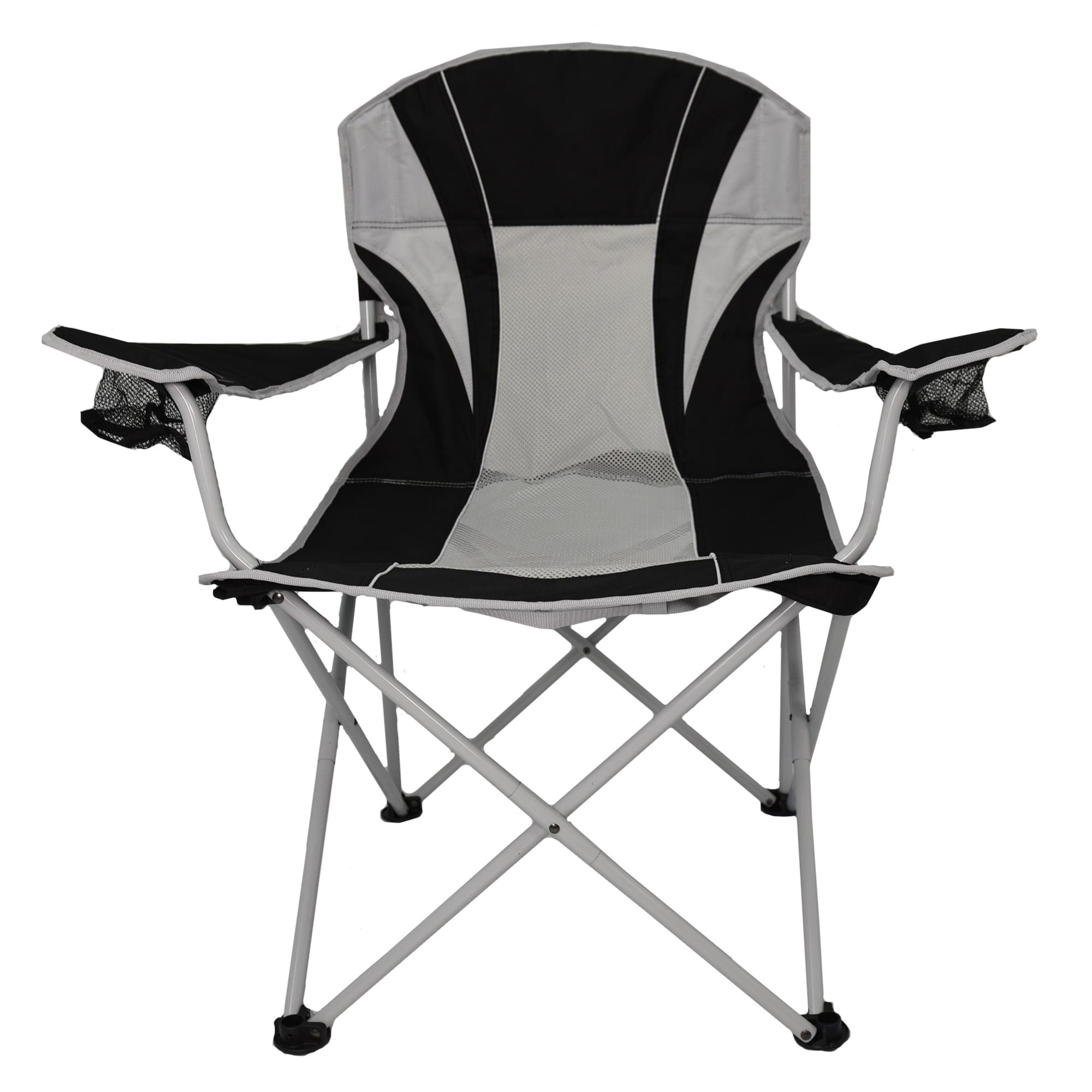 Ozark Trail Ot Oversize Mesh Chair -black/platinum