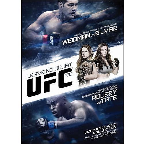 UFC 168: Weidman Vs. Silva 2 (Widescreen) by Starz