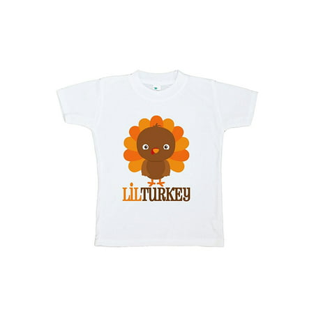Custom Party Shop Baby Boy's Little Turkey Thanksgiving Tshirt - XL (18-20) T-shirt - Buy Custom