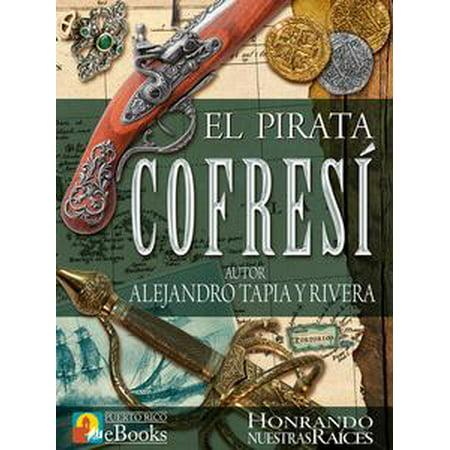 El Pirata Cofresí - eBook (Maquillaje Pirata Halloween)