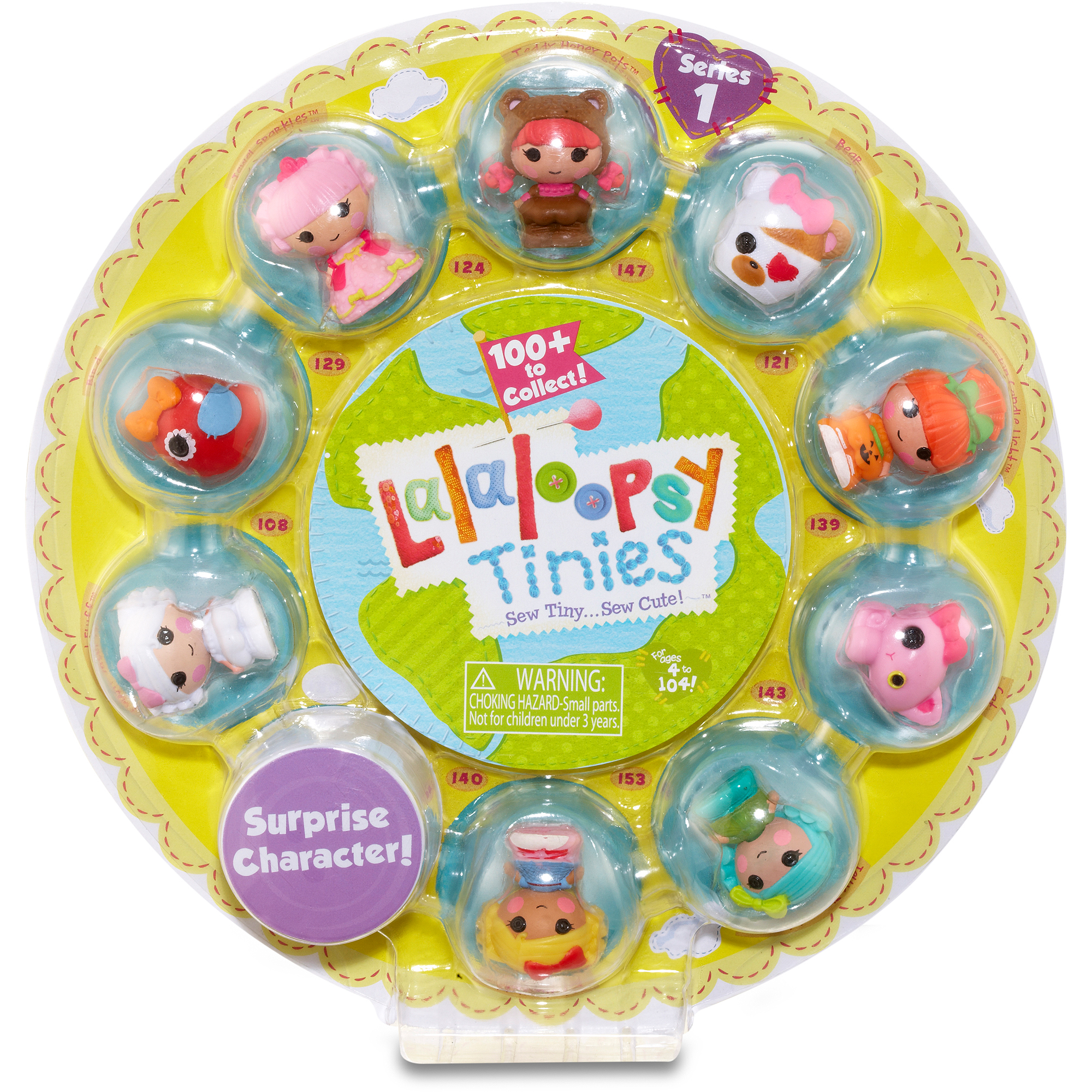 Lalaloopsy Tinies 10-Pack, Style 2