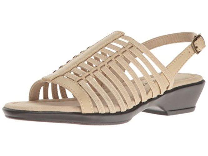 Easy Street Women's Allure Huarache Sandal by Easy Street