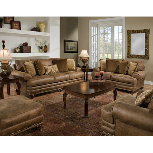 Loon Peak Claremore Configurable Living Room Set Walmart Com