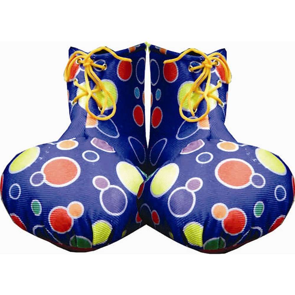 Dress Up America Clown Shoe Covers