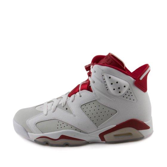 1e21895822c8 Mens Air Jordan Retro 6 VI Alternate Hare White Pure Platinum Gym Red  384664-113 Model  384664-113 100% Authentic New in Box Release Date  2017  Dead Stock ...