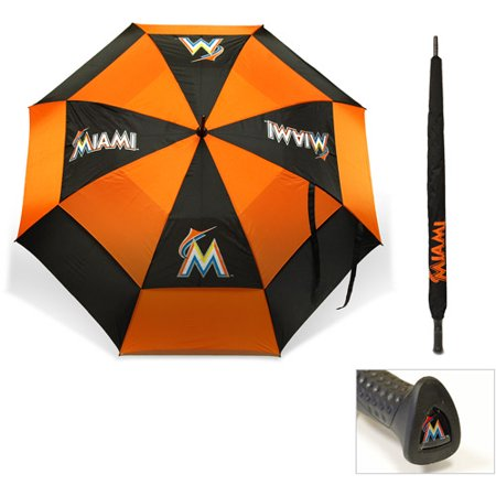 Team Golf MLB Miami Marlins Golf Umbrella by