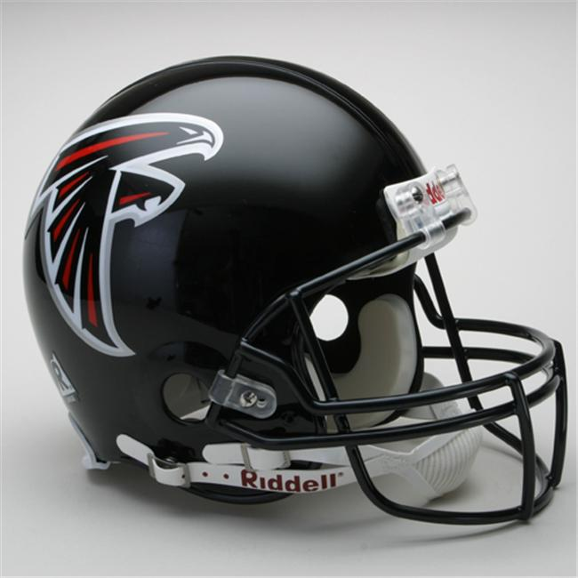 Creative Sports RD-FALCONS-A Atlanta Falcons Riddell Full Size Authentic Proline Football Helmet