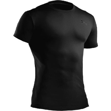 1216007 Men's Tee UA HeatGear Compression Short Sleeve T-Shirt - Mens Pro Core Compression Short