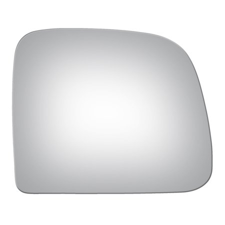Burco 3278 Right Side Replacement Mirror Glass for Ford Ranger, Mazda Truck, Van