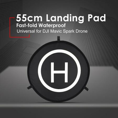 55cm Fast-fold Landing Pad Universal Parking Apron For DJI Mavic Spark Drone