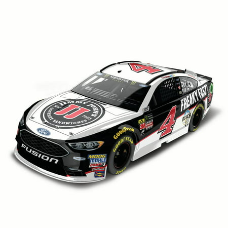 John Force Racing Shop (Lionel Racing Kevin Harvick #4 Jimmy John's 2018 Ford Fusion NASCAR Diecast 1:24)