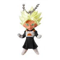 Dragon Ball Super Ultimate Deformed Mascot (UDM) Burst Pt. 29 - Super Saiyan Vegeks : Xeno (Xeno Trunks and Xeno Vegeta fused)