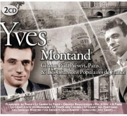 Yves Montand - Chante Piaf Prevert Paris [CD]