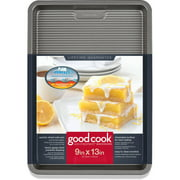 "Good Cook Nonstick Quarter Sheet Cake Pan, 13"" x 9"" x 1"""
