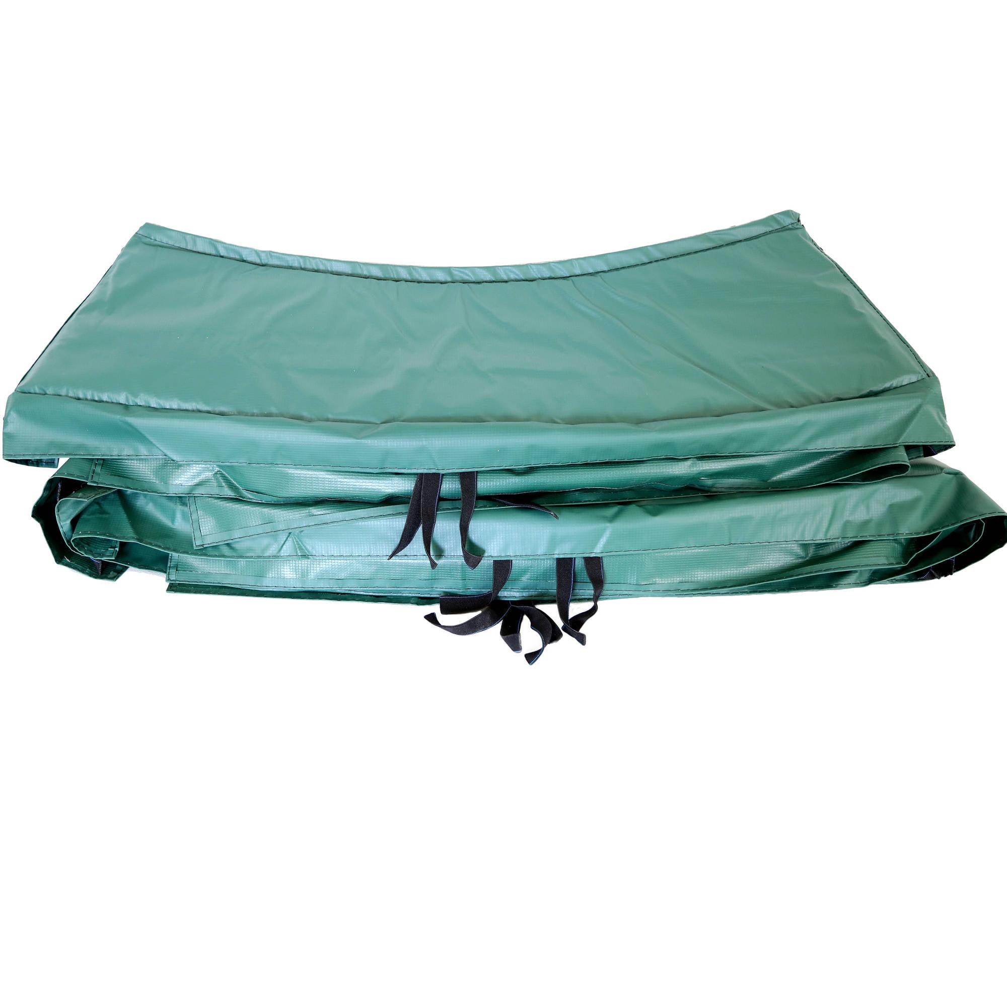 Skywalker Trampolines 15' Round PVC Spring Pad, Green