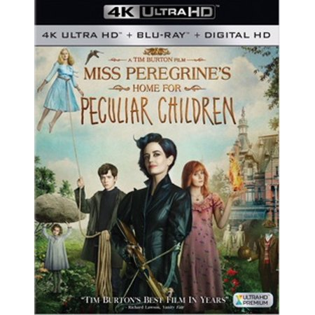 Miss Peregrine's Home for Peculiar Children (4K Ultra