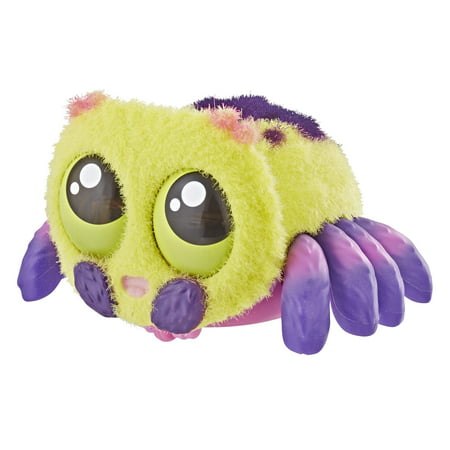 Yellies! Lil' Blinks Voice-Activated Spider Pet