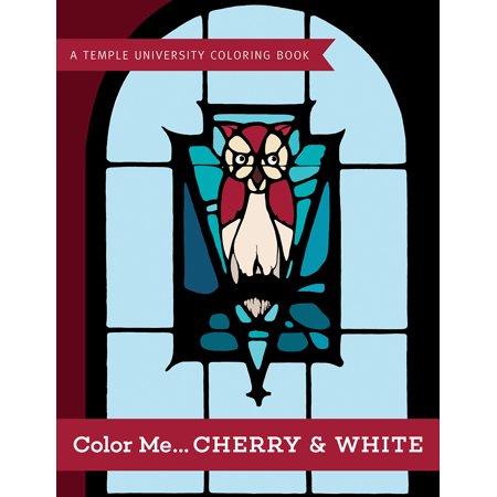 Color Me... Cherry & White