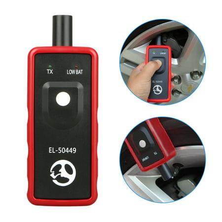 EL-50449 TPMS Reset Tool Tire Monitor Pressure Sensor Activation Tool For