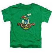 Woody Woodpecker Loco Little Boys Shirt