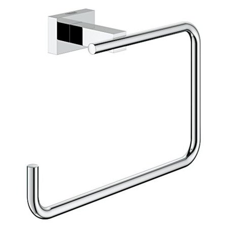 Essentials Cube 8 In Towel Ring