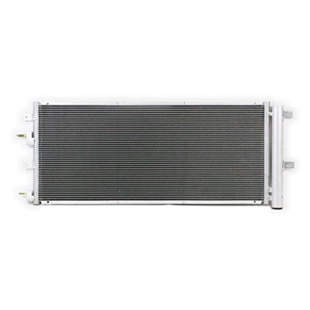 A-C Condenser - Pacific Best Inc For/Fit 4211 Ford Fusion Lincoln MKZ 1.6/2.0L Turbo 4