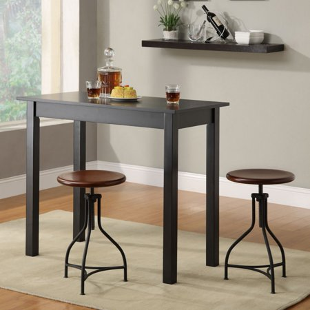 Carolina Tavern Pub Table - Antique Black ()