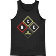 Comeback Kid Men's  Grid Mens Tank Black