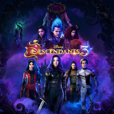 Descendants 3 (Original TV Movie Soundtrack) (CD) (Far Cry 3 Best Soundtrack)