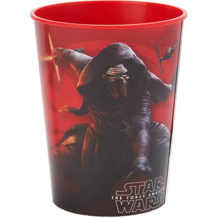 Star Wars Episode VII 16-oz. Plastic Party Cup, Party Supplies