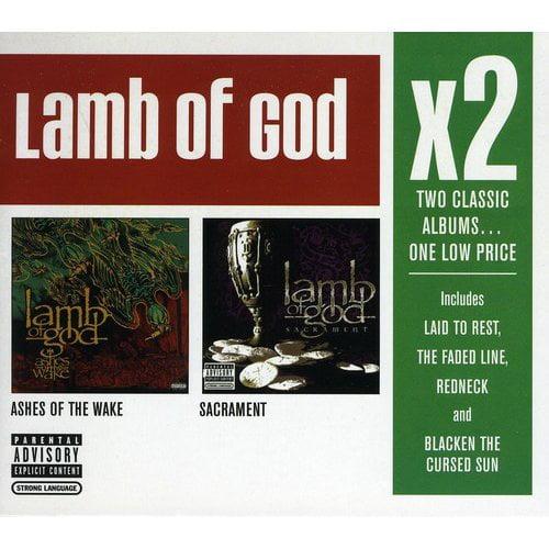 X2: Ashes Of The Wake / Sacrament