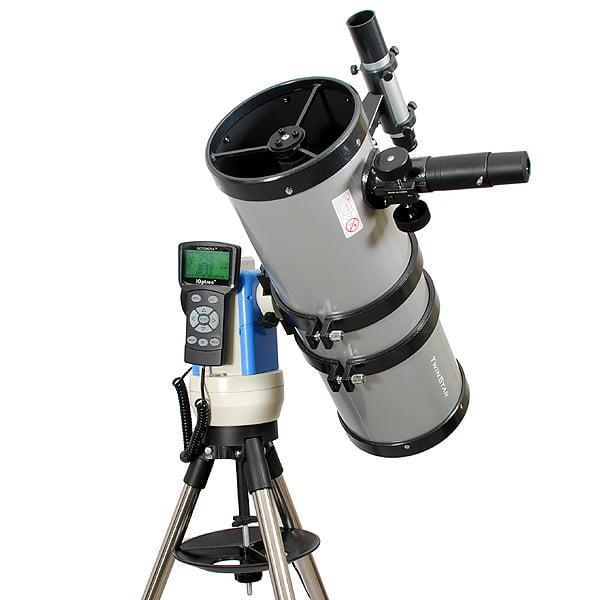 "Twinstar 6"" Computerized Reflector Telescope With GPS, Silver by Twinstar"