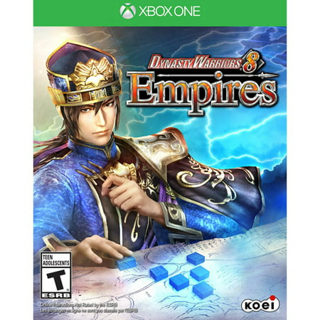 Image of Dynasty Warriors 8 Empires (Xbox One)