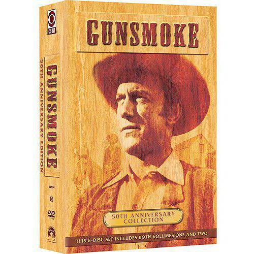 Gunsmoke (50th Anniversary Collection) (Full Frame, ANNIVERSARY)