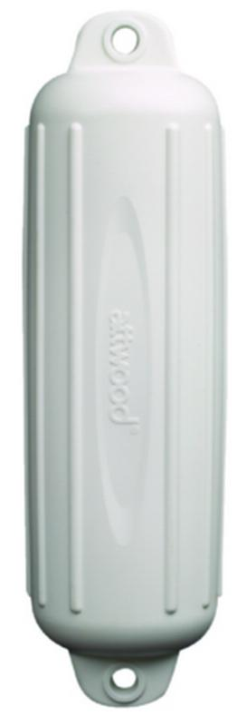 ATTwood 9356D1 Softside Oval Boat Fender with Thick-Wall Reinforced Eye Ends