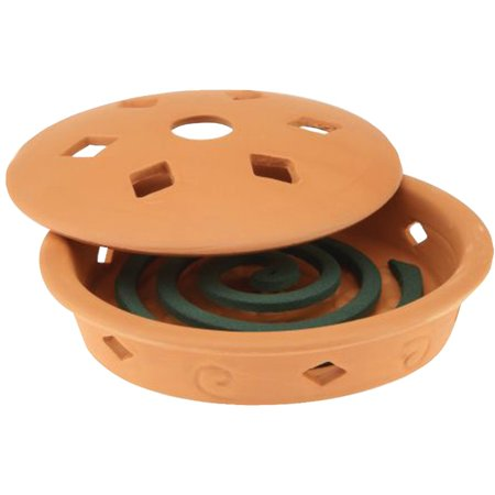PIC® Mosquito Repelling Coils & Burner 5 pc Box