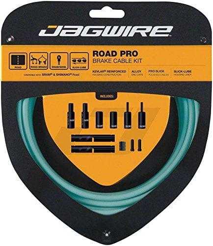 Pro Brake Cable Kit Road SRAM/Shimano, Bianchi Celeste, A...