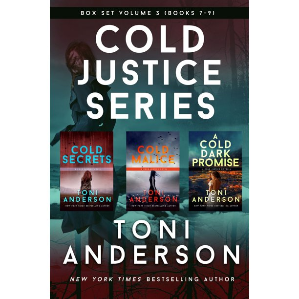 Cold Justice Series Box Set: Volume III - eBook