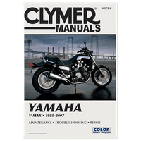 CLYMER MANUAL YAMAHA V-MAX 1985-2007