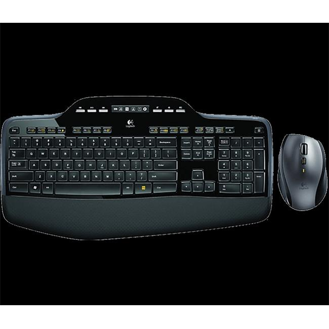 Logitech 920-002416 Wireless Desktop