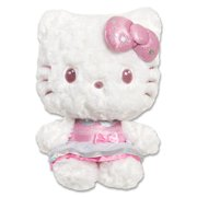 Hello Kitty 45th Anniversary Deluxe Edition Collectible Hello Kitty Plush