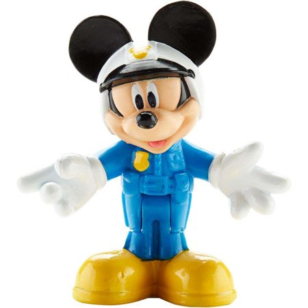 Disney Mickey Mouse Clubhouse - Policeman Mickey