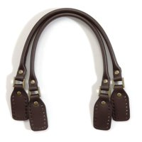 Product Image byhands 100% Genuine Leather Purse Handles   Bag Strap c9385c6455284