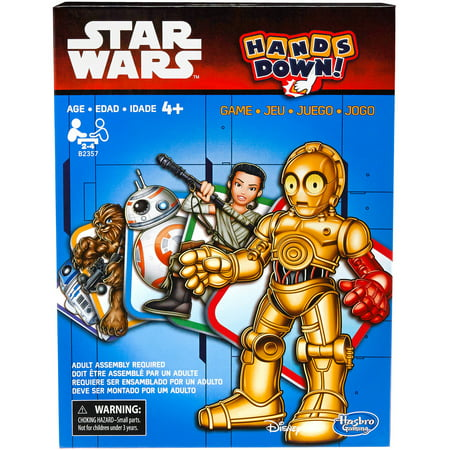 Star Wars Hands Down Game (Star Wars Games For 3 Year Old)