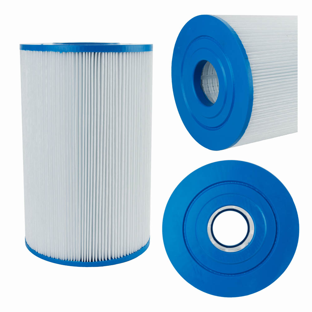 Clear Choice Pool Spa Filter 6.00 Dia x 9.00 in Cartridge Replacement for Filbur FC-3920 Baleen AK-5006, [1-Pack]